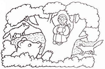 Смешных, рисунок к сказке девочка снегурочка
