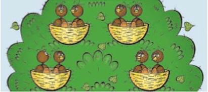 Задача про птичек