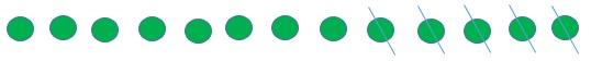 Зелёные шарики