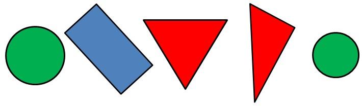 Геометрические фигуры к с. 13