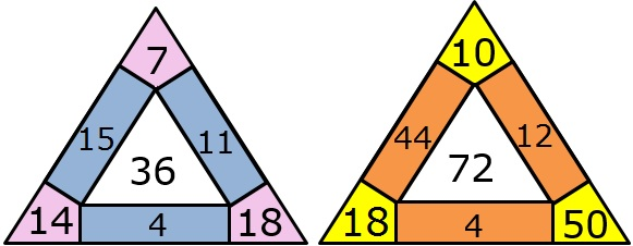 Занимательные рамки к стр. 66 учебник математики 1 часть