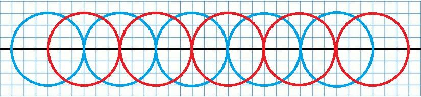 Рисунок к заданию на полях стр. 21 учебник часть 2 по математике 3 класс Моро