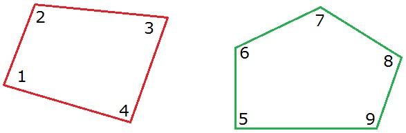 Рисунок к заданию 95 стр. 36 рабочая тетрадь часть 2 по математике 2 класс Моро
