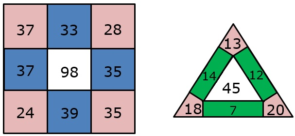 Рисунок к заданию на полях стр. 58 учебник часть 2 по математике 3 класс Моро